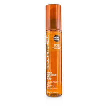 Paul Mitchell Ultimate Color Repair Triple Rescue (Thermal Protection  Shine  Condition) 150ml/5.1oz