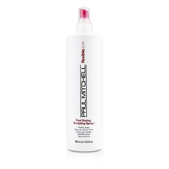 Paul MitchellFlexible Style Spray Secado R�pido (Spray Acabado) 500ml/16.9oz