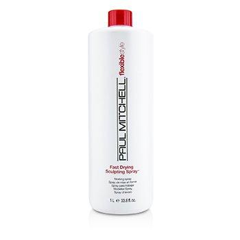 Paul MitchellFlexible Style Spray  Secado R�pido (Spray Acabado) 1000ml/33.8oz
