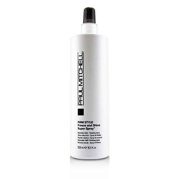 Paul MitchellFirm Style Freeze and Shine Super Spray (Spray Final) 500ml/16.9oz