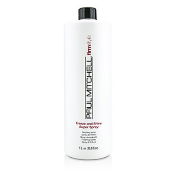 Paul Mitchell Firm Style Freeze and Shine Super Spray (Finishing Spray)  1000ml/33.8oz