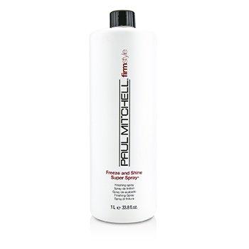 Paul MitchellFirm Style Freeze and Shine Super Spray (Spray Final) 1000ml/33.8oz