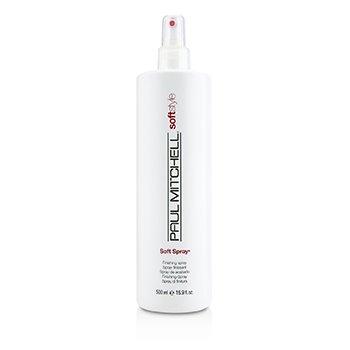 Paul Mitchell Soft Style Soft Spray (Finishing Spray) 500ml/16.9oz