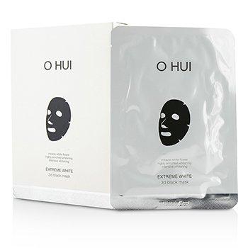 O Hui Extreme White 3D Black Mask 6x27g/0.95oz