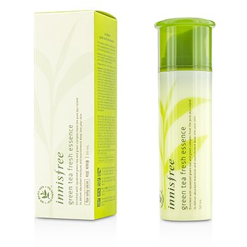 Innisfree Green Tea Fresh Essence – For Oily Skin 50ml/1.69oz