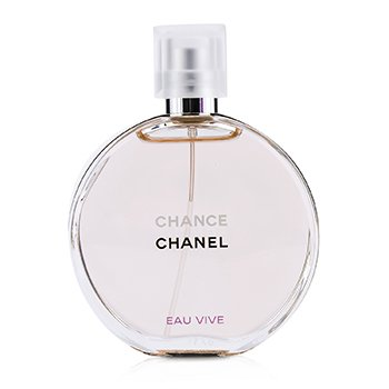 Chanel Chance Eau Vive Eau De Toilette Spray - Semprot  50ml/1.7oz