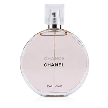 Chanel Chance Eau Vive Eau De Toilette Spray - Semprot  100ml/3.4oz