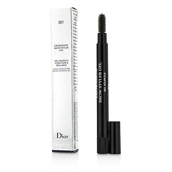 Christian Dior Diorshow Brow Styler Gel – # 001 Transparent 2.2ml/0.07