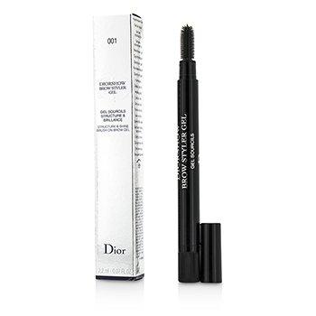 Christian Dior Diorshow Brow Styler Gel - # 001 Transparent  2.2ml/0.07