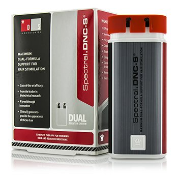 DS Laboratories Spectral DNC-S Maximum Dual-Formula Support For Hair Suero Estimulante  2x30ml/1.7oz