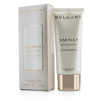 BvlgariOmnia Crystalline L'Eau De Parfum Body Lotion 100ml/3.4oz