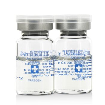 DermahealHL Anti Hair Loss Solution  10x5ml 0.17oz