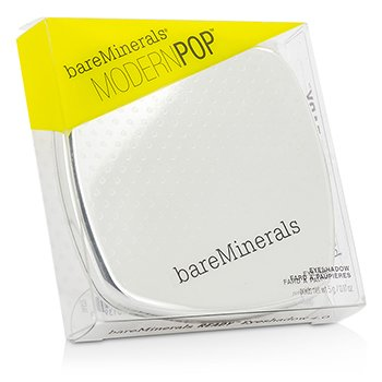 Bare Escentuals BareMinerals Modern Pop Ready Eyeshadow 4.0 – The Modern Icon (# Chic  # Carefree  # Sophisticate  # Exhale) 5g/0.17oz