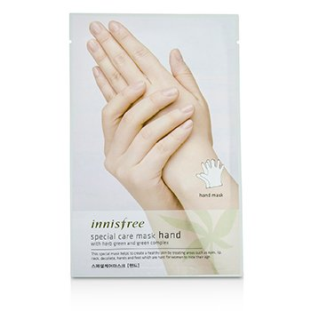 Innisfree Special Care Mask – Hand 5x 20g/0.68oz