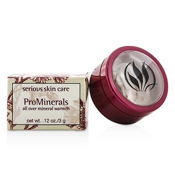 Serious Skincare ProMinerals All Over Mineral Warmth Polvo Vol�til- Sunny Disposition  3g/0.12oz