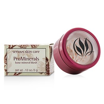 Serious Skincare ProMinerals Loose Mineral Blush - #Apricot Rose  3g/0.12oz