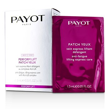 PayotPerform Lift Patch Yeux - For Mature Skins 10x1.5ml/0.05oz