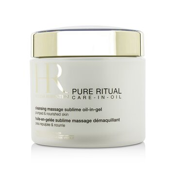 Helena RubinsteinPure Ritual Care-In-Oil Cleansing Massage Sublime Oil-In-Gel 200ml/6.49oz