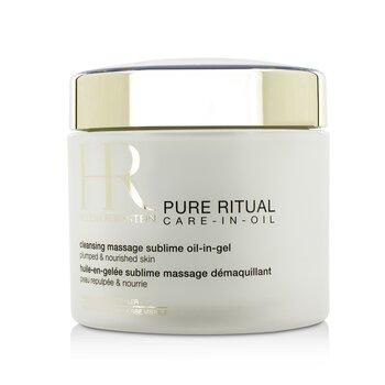 Pure Ritual Care-In-Oil Очищающее Массажное Масло-Гель 200ml/6.49oz