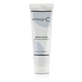 EmerginC Micro-Scrub Gentle Skin Refinisher – Salon Size 250ml/8.5oz