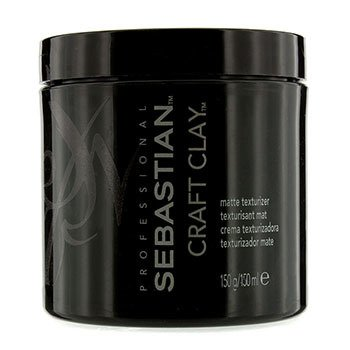 Sebastian Craft Clay Remoldable Matte Texturizer  150g/5oz