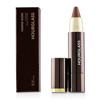 HourGlass Femme Nude Lip Stylo (Satin Finish) – #N3 (Medium Rose Nude) 2.4g/0.08oz