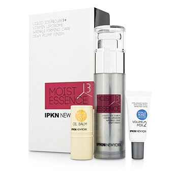 IPKN New York Moist 3 Cube Kit: Firming Essence + Volume Mix 2 + Oil Balm (Exp. Date: 12/2016) 3pcs