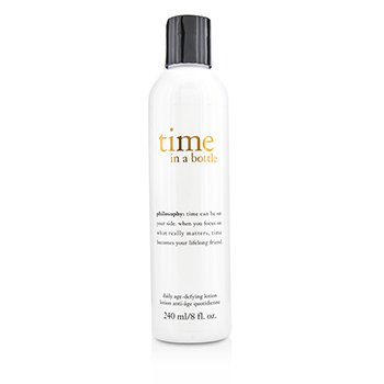 PhilosophyTime In A Bottle Daily Age-Defying Lotion 240ml/8oz