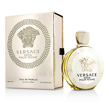 VersaceEros Eau De Parfum Spray 100ml/3.4oz