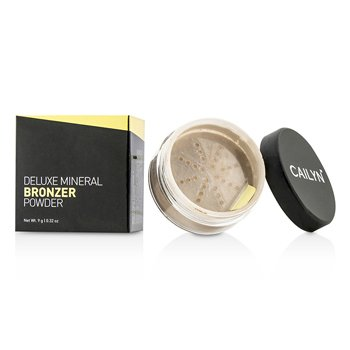 Cailyn Deluxe Mineral Bronzer Powder – #02 Golden Copper 9g/0.32oz