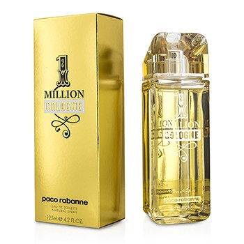 Paco RabanneOne Million Cologne Eau De Toilette Spray 125ml/4.2oz