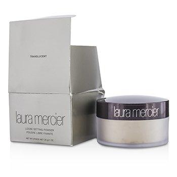 Laura Mercier Loose Setting Powder – Translucent (Box Slightly Damaged) 29g/1oz