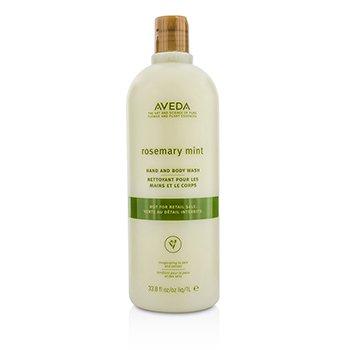 AvedaRosemary Mint Hand & Body Wash (Salon Product) 1000ml/33.8oz