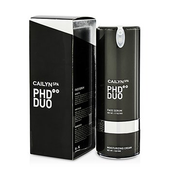 CailynPHD Duo Face Serum 1.7oz Moisturizing Cream 1oz 50g 30g