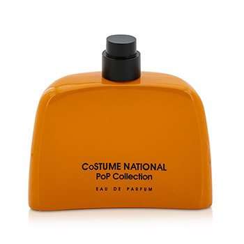 Costume National Pop Collection Eau De Parfum Spray - Orange Bottle (Unboxed) 100ml/3.4oz