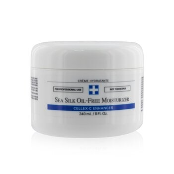 Cellex-C Enhancers Sea Silk Oil-Free Moisturizer (Salon Size) 240ml/8oz