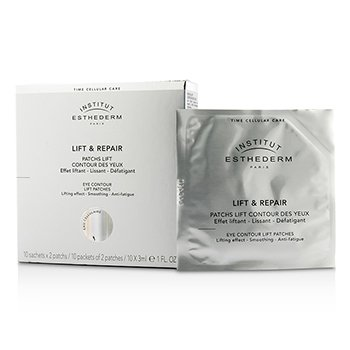 EsthedermLift & Repair Eye Contour Lift Patches 10x3ml/0.1oz
