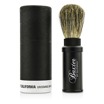 Baxter Of California Aluminum Travel Shave Brush 1pc