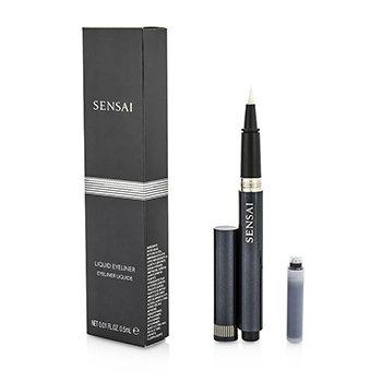 KaneboLiquid Eyeliner - # LE02 Brown 0.5ml/0.01oz