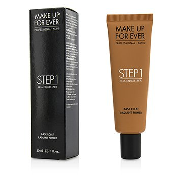 Make Up For EverStep 1 Skin Equalizer Radiant Primer - #10 Caramel 30ml/1oz
