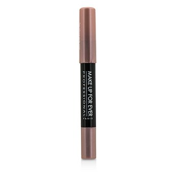 Make Up For Ever Aqua Shadow Waterproof Eye Shadow Pencil - # 24E (Pearly Pink) 4g/0.14oz
