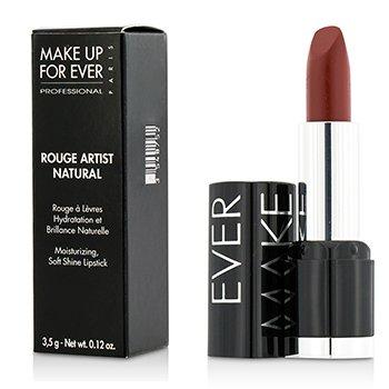 Make Up For Ever Rouge Artist Natural Soft Shine Lipstick - #N47 (Red Brick) 3.5 make up