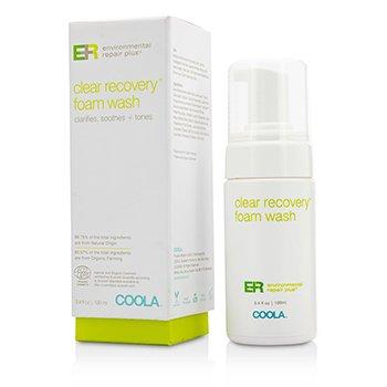 Coola Environmental Repair Plus Clear Recovery Limpiador Espuma  100ml/3.4oz