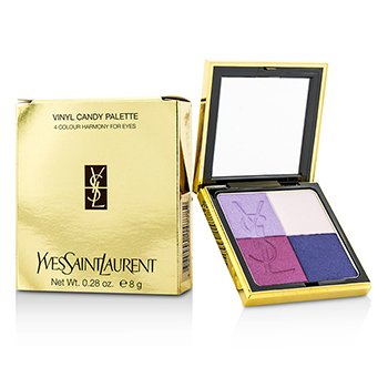 Yves Saint LaurentVinyl Candy Palette (4 Colour Harmony For Eyes) 8g/0.28oz