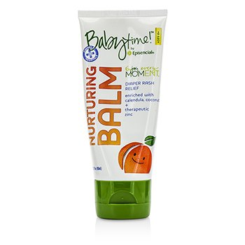 Nurturing Balm - Diaper Rash Relief Babytime! by Episencial Nurturing Balm - Diaper Rash Relief 80ml/2.7oz