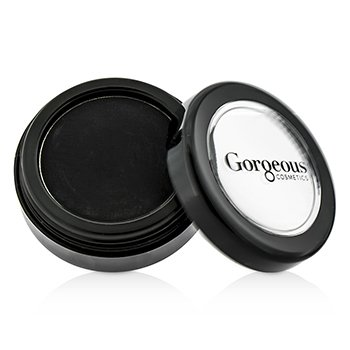 Gorgeous Cosmetics Cake Eyeliner - #Black 3.8g/0.13oz