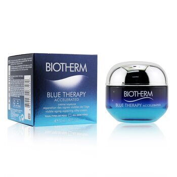 BiothermBlue Therapy Accelerated Repairing Anti-aging Silky Cream 50ml/1.69oz