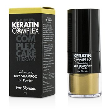 Care Therapy Volumizing Dry Shampoo Lift Powder - # Blondes Keratin Complex Care Therapy Volumizing Dry Shampoo Lift Powder - # Blondes 9g/0.3oz
