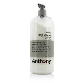 AnthonyLogistics For Men Glycolic Facial Cleanser 946ml/32oz