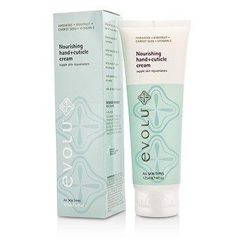 Evolu Nourishing Hand + Cuticle Cream 125ml/4oz